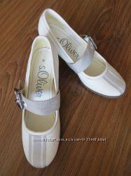 Туфли s. Oliver 38 размер