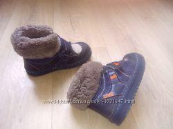 Зимние ботинки Red kids Турция 25р-17 см