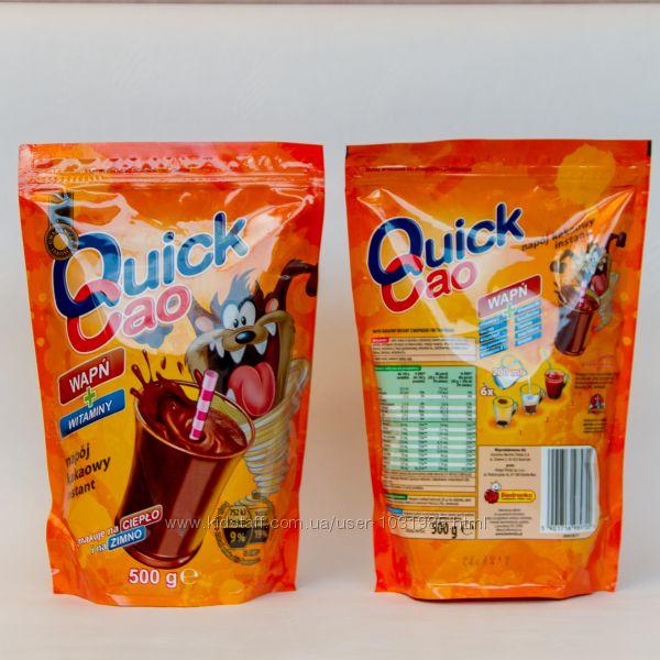 Дитяче какао Quick Cao