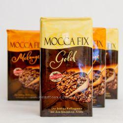 Мелена кава MOCCA FIX Gold, Melange