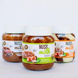 Шоколадно - горіхова паста NUSSMILK