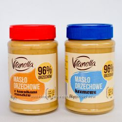 Арахісове масло Vitanella