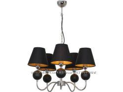 Декоративные светильники, люстры и торшеры, настольные лампы, бра, споты