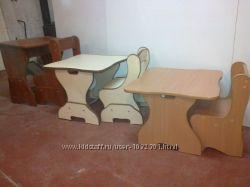 рег. столик со стульчиком
