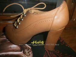 Ботильоны, ботинки, туфли