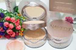 Пудра 2 в 1 NAKED3 Urban Decay