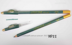 Зеленый карандаш для глаз