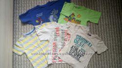 Футболки, рубашки 98-100 см 2, 5-3, 5 года
