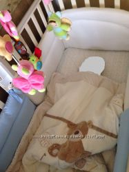 Продам Кроватка Baby-Italia DOLLY комплект
