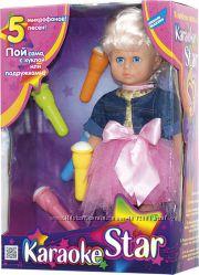 Распродажа - Кукла Караоке Стар 43 см. KIDDIES