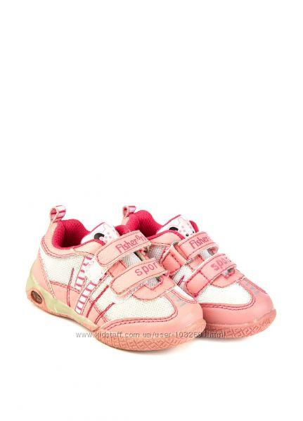 Распродажа - Fisher-Price Кроссовки для мальчиков и девочек 23, 24 размер