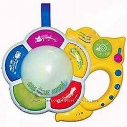 Распродажа - Развивающая игрушка Колыбельная от Расти Малыш ночник