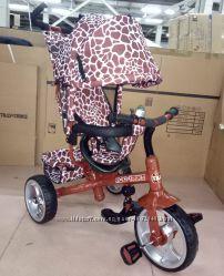Трехколесный велосипед Zoo-Trike