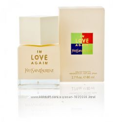 Yves Saint Laurent парфюмерия