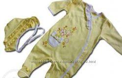комплект БЕМБИ для новорожденных и до года - на выписку, подарочные наборы