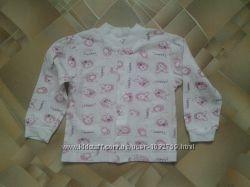 Кофточка рубашечка Бемби