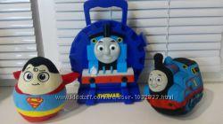 Развивающие игрушки для мальчика - слюновпитывающие Chicco, Fisher Price