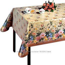 Клееночка на стол Букет роз, 2 расцветки внутри объявления