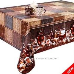 Клеенка на стол Аромат  Кофе НОВИНКА