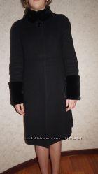 класическое пальто 46р.