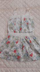 Наши любимые летние платья 3-5 лет