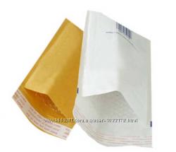 Конверт бандерольный  12 120 х 210 100 штук Жёлтые.