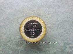 Продам 3Д гель для объемного дизайна GDCoco Emboss Gel 8 ml