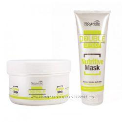 Nouvelle Nutritive Mask Оживляющая маска для волос Новель с кератином