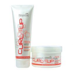 Маска протеиновая питающая для поврежденных волос Nouvelle Protein Mask