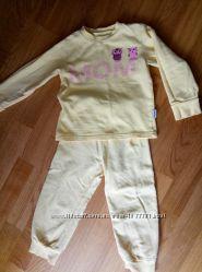 Пижама теплая Робинзон р. 92