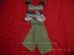 Продам наборчик шапочка и шарфик