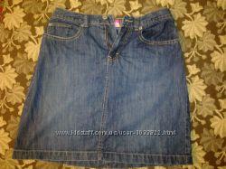 Женская джинсовая юбка gap