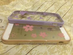 Чехол для iPhone 5 5s силиконовый