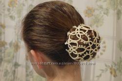 сеточка для волос Юная балерина