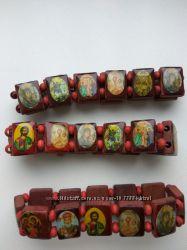 Деревянные браслеты из Иерусалима