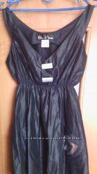 черные туники бренда Bleu dAzur и НМ