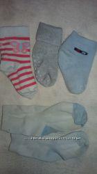 Наши носочки и пинетки. Новые и б-у
