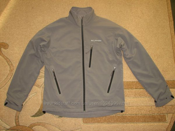 Куртка софтшелл Columbia Omni-Shield