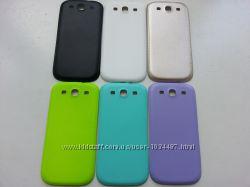 Задняя крышка на Samsung Galaxy S3 i9300