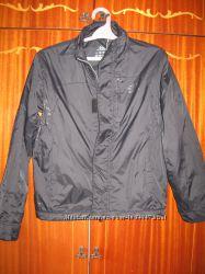 Фирменная куртка-ветровка Adidas на подростка оригинал