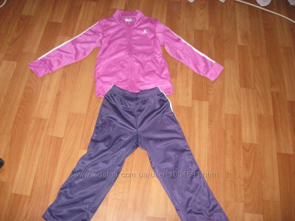 Спортивный костюм детский Domyos  4 года