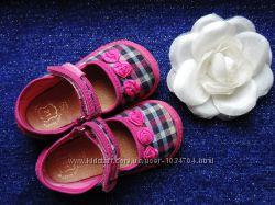 Текстильні туфлі Viggami р. 22