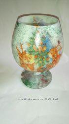 Декор, підсічник, ваза, аромалампа