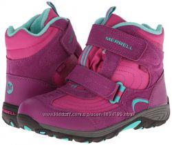 Зимние ботинки, сапоги  Merrell  для мальчиков и девочек Оригинал
