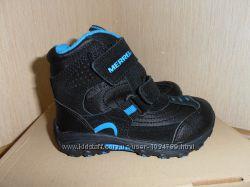 Зимние сапоги,  ботинки   Merrell  для мальчика, 10М US, стелька - 17, 5 см