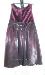 Нарядное платье GEORGE на 3-4 года
