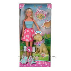 кукла Штеффи Stffi love мой пёс 5737224