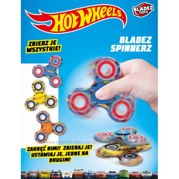 Спиннер spiner крутилка Hot Wheels  Mattel