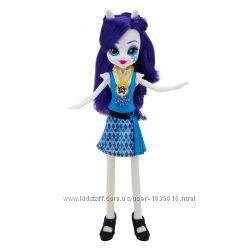 Кукла Рарити Девушки Эквестрии School Spirit