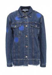 Джинсовая куртка Lost Ink